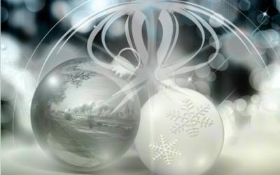Frohe Weihnacht und ein glückliches neues Jahr!